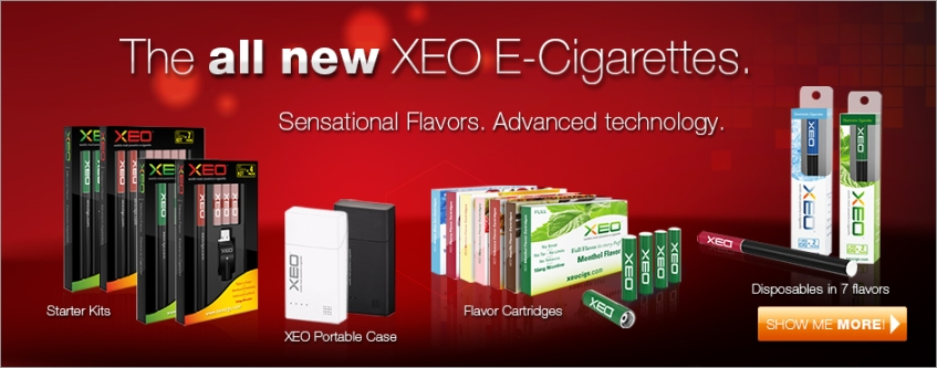 XEO electronic Cigarettes